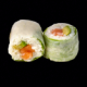 Printemps Roll Avocat saumon
